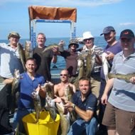 Deep Sea Fishing Trips (Full Charter)